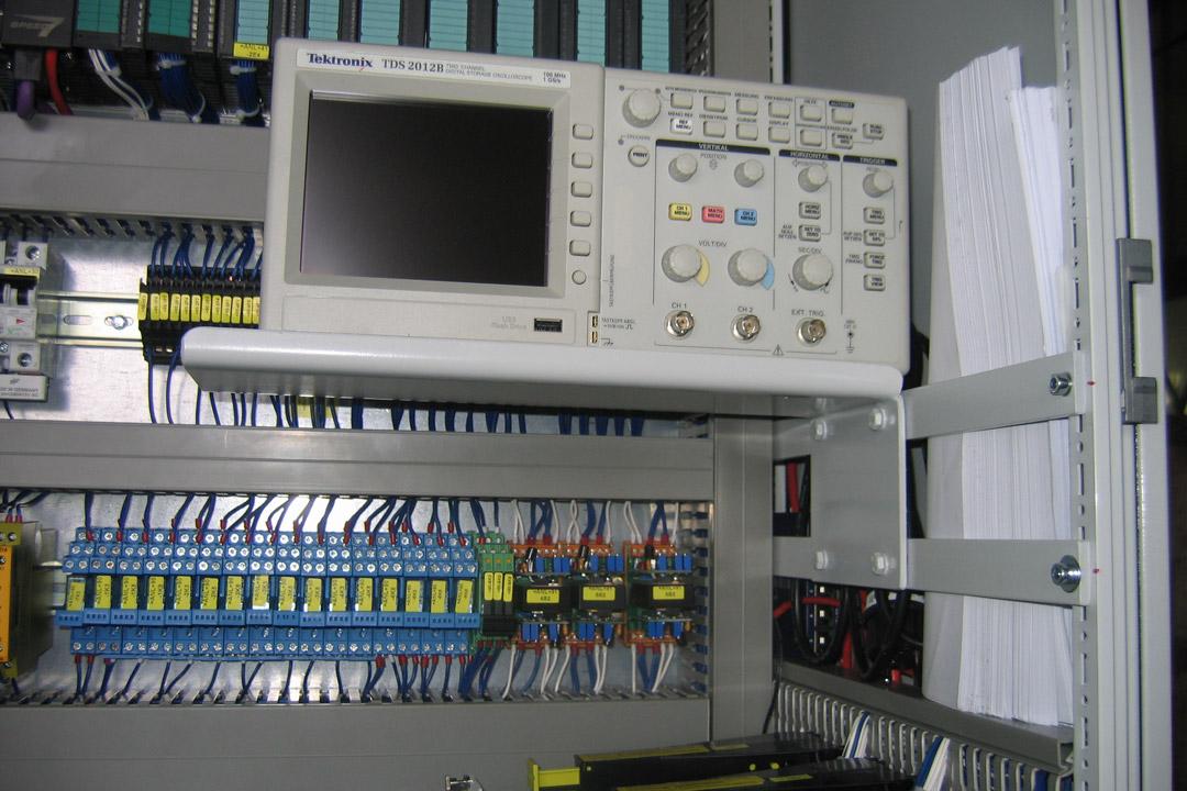 Elektrische Verkabelung - GKS Hydraulik